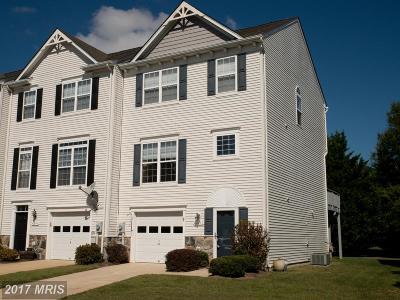 Lexington Park Townhouse For Sale: 48392 Sunburst Drive