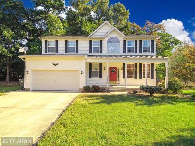 Lexington Park Single Family Home For Sale: 21512 Willis Wharf Court