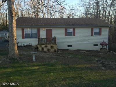 Mechanicsville Rental For Rent: 26926 Tin Top School Road