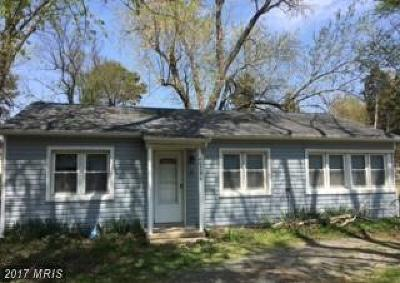 Calvert, Charles, Saint Marys Single Family Home For Sale: 40286 Wolfe Drive