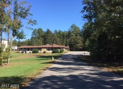 Calvert, Charles, Saint Marys Commercial Lease For Lease: 26772 Point Lookout Road