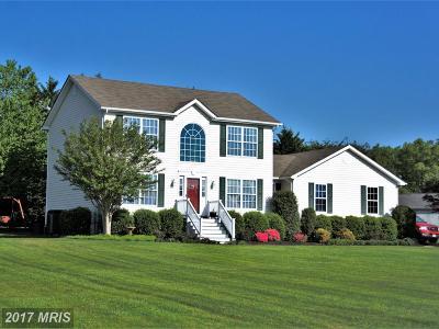 Saint Marys Single Family Home For Sale: 21737 Harrison Street