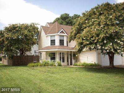 Saint Marys Single Family Home For Sale: 21625 Weatherby Lane