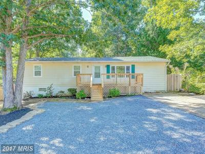 Saint Marys Single Family Home For Sale: 45913 Guenther Drive