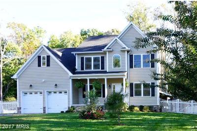 Saint Marys Single Family Home For Sale: 45470 Ruefly Way