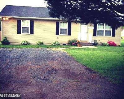 Saint Marys Single Family Home For Sale: 23240 Longview Boulevard