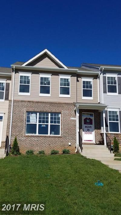 Leonardtown Townhouse For Sale: 23368 Marview Court