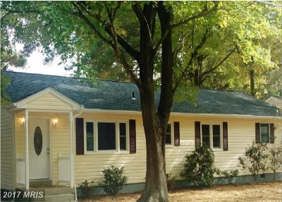 Mechanicsville Single Family Home For Sale: 29854 Grant Road
