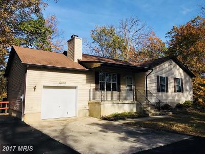 Hollywood Single Family Home For Sale: 45060 Clarks Mill Road