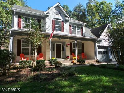 Leonardtown Single Family Home For Sale: 20750 Deer Wood Park Drive