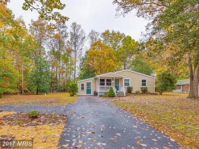 Lexington Park Single Family Home For Sale: 45486 Holly Road