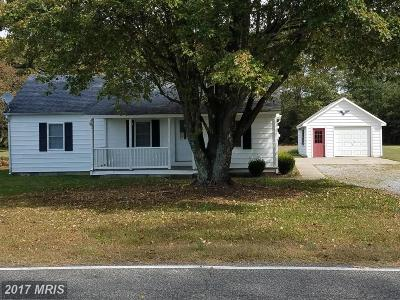 Leonardtown Single Family Home For Sale: 42472 Fairgrounds Road