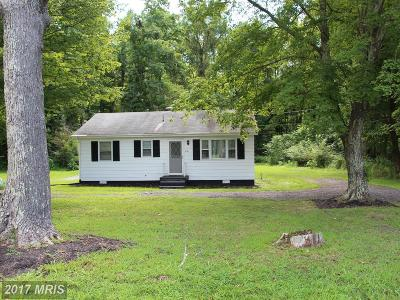 Mechanicsville Single Family Home For Sale: 26156 Loveville Road