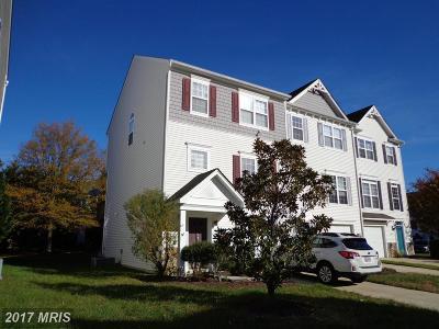 Lexington Park Townhouse For Sale: 48394 Sunburst Drive