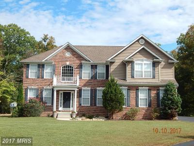 Saint Marys Single Family Home For Sale: 46200 Craney Cove Lane