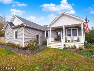 Saint Marys Single Family Home For Sale: 45484 Companion Lane