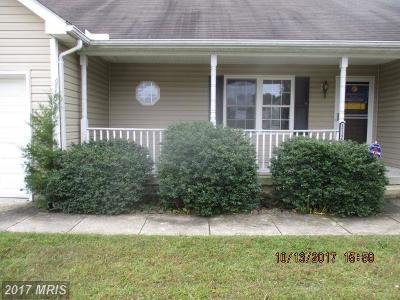Saint Marys Single Family Home For Sale: 45346 Heather Street