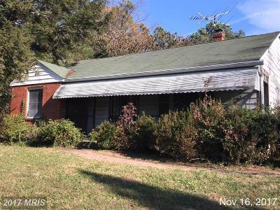 Mechanicsville Single Family Home For Sale: 39280 Millies Lane