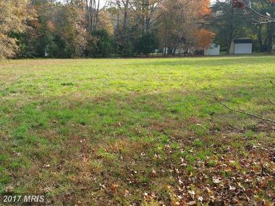 Calvert, Saint Marys, Charles Residential Lots & Land For Sale: McGlue Road