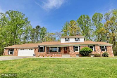 Hollywood Single Family Home For Sale: 43425 Leener Lane