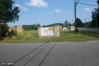 Calvert, Saint Marys, Charles Residential Lots & Land For Sale: Owens Street