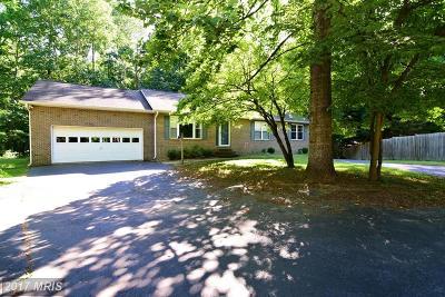 Mechanicsville Single Family Home For Sale: 39501 Thomas Drive