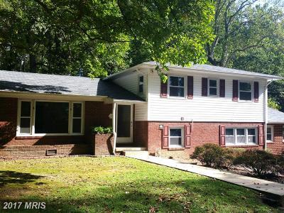 Lexington Park Single Family Home For Sale: 45980 Quincy Terrace