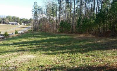 Mechanicsville Residential Lots & Land For Sale: 39555 Jacobs Lane