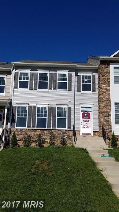 Leonardtown Townhouse For Sale: 23405 Marview Court