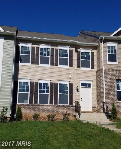 Leonardtown Townhouse For Sale: 23393 Marview Court