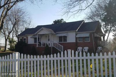 Calvert, Charles, Saint Marys Single Family Home For Sale: 37211 Gibson Road