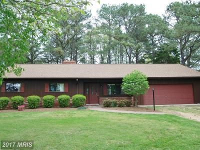 Leonardtown Single Family Home For Sale: 40512 Port Place