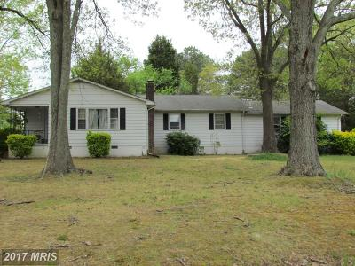 Leonardtown Single Family Home For Sale: 22364 Archer Street