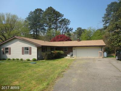 Leonardtown Single Family Home For Sale: 18995 Hodges Lane