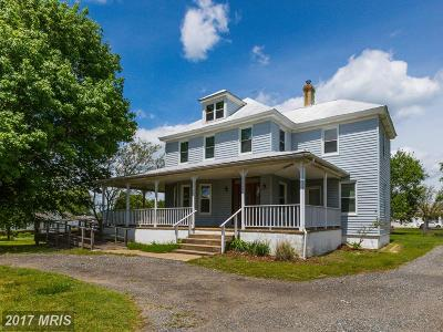 Mechanicsville Single Family Home For Sale: 28040 Old Village Road