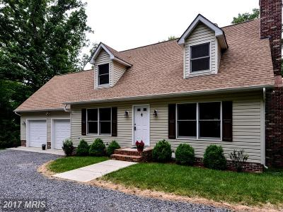 Saint Marys Single Family Home For Sale: 43817 Drum Cliff Road