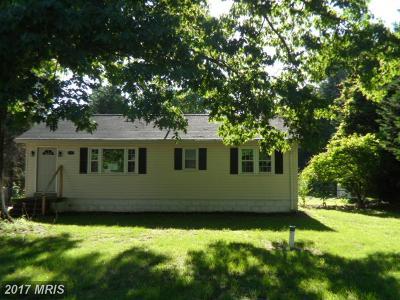 Mechanicsville Single Family Home For Sale: 40070 Beach Drive