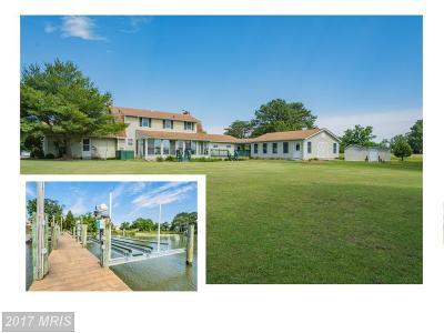 Saint Marys Single Family Home For Sale: 17036 Circle Lane