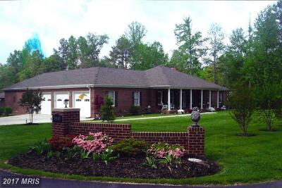 Mechanicsville Single Family Home For Sale: 39145 Pond View Lane