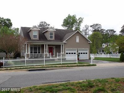 Lexington Park Single Family Home For Sale: 21454 Bellevue Court