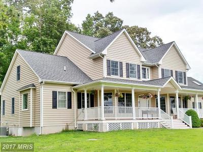 Saint Marys Single Family Home For Sale: 49859 Gray Goose Lane