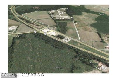 Somerset Residential Lots & Land For Sale: 8976 Ocean Highway