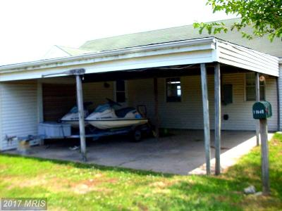 Deal Island Single Family Home For Sale: 11640 Long Point Road