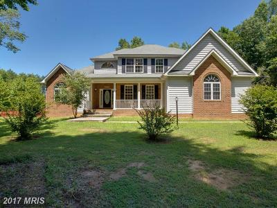 Spotsylvania Single Family Home For Sale: 7711 Po River Drive
