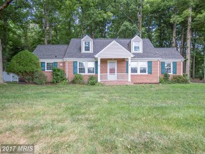 Spotsylvania Single Family Home For Sale: 8501 Brock Road