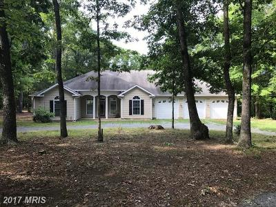 Spotsylvania Single Family Home For Sale: 11004 Plank Road