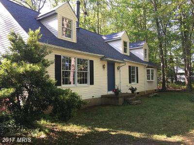 Spotsylvania Single Family Home For Sale: 10649 Catharpin Road