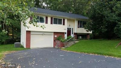 Spotsylvania Single Family Home For Sale: 6803 Sparrow Lane