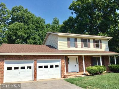 Fredericksburg Single Family Home For Sale: 709 Pleasants Drive