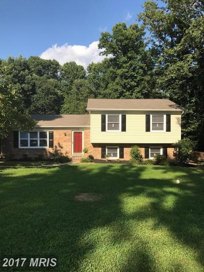 Fredericksburg Single Family Home For Sale: 330 Tulip Circle